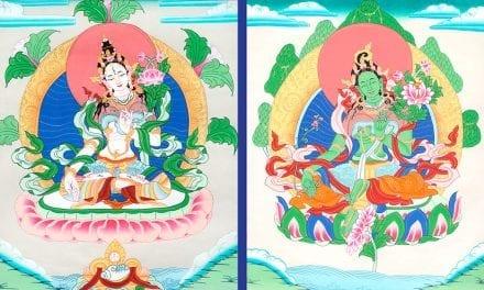 The Five Bodhisattvas