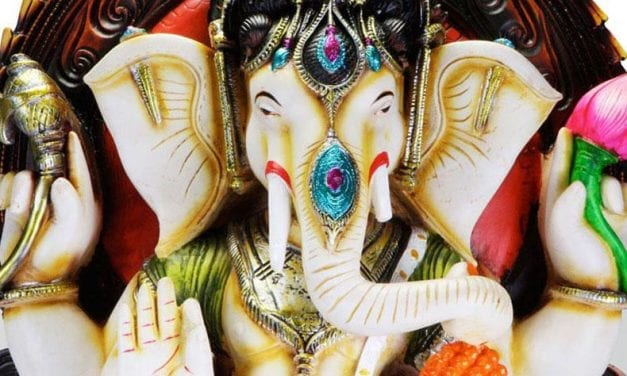 What is significance of Ganesha in Buddhism?