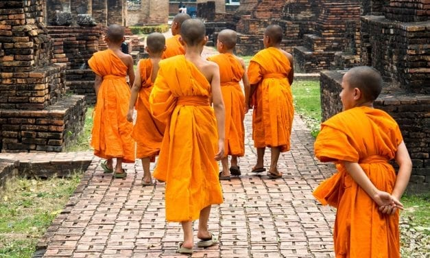 The Buddhist Tour