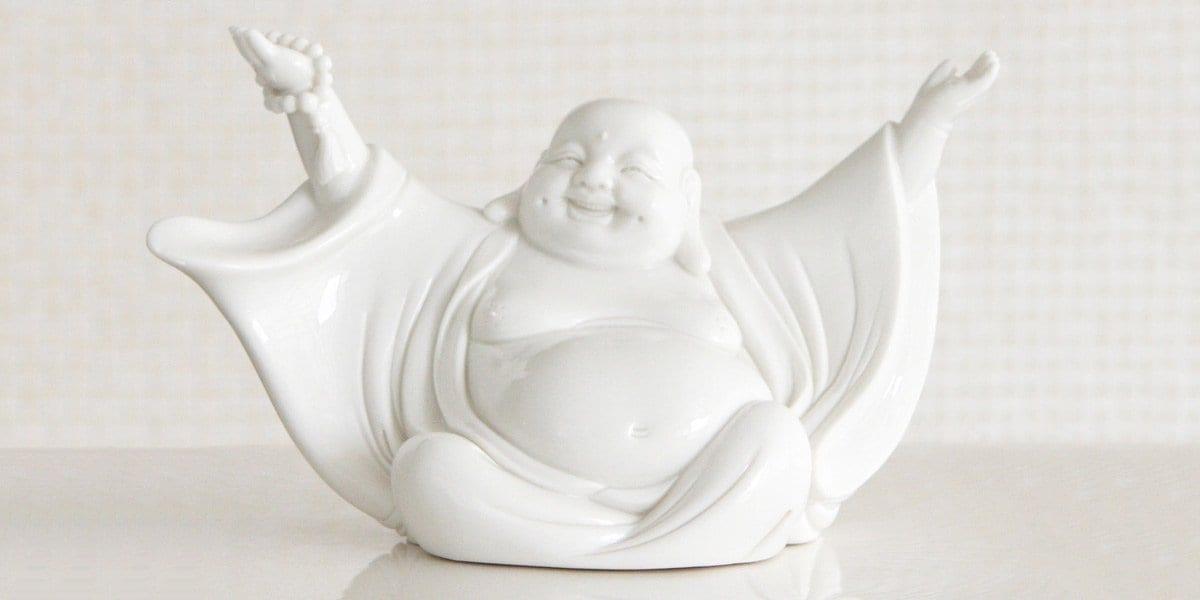 The Happy Buddha Balance