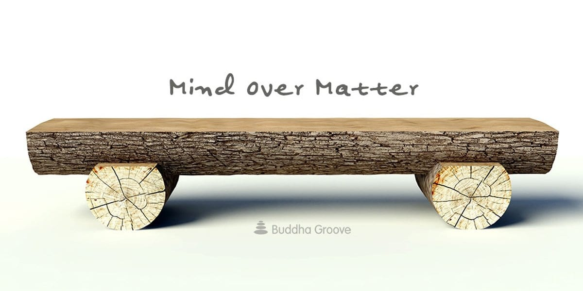 Zen Story: Mind over Matter