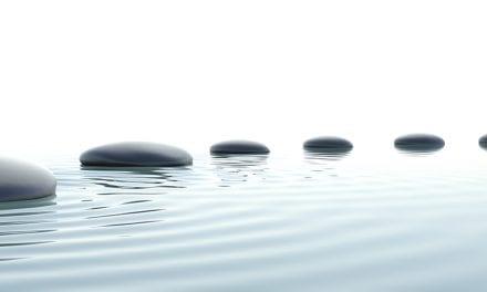 Zen Story: Walking on water