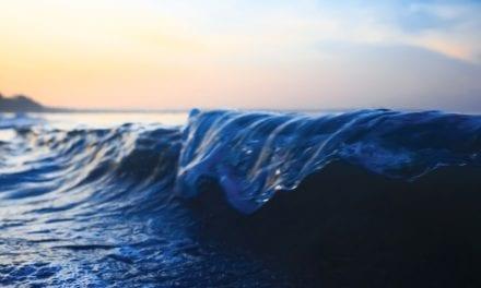 Zen Story: Great Waves