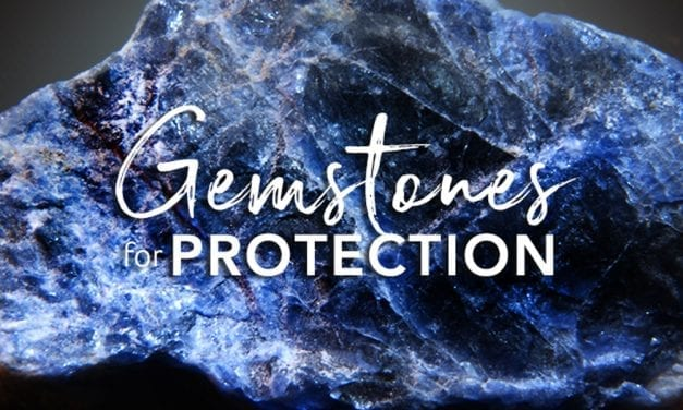 Using Healing Crystals For Protection