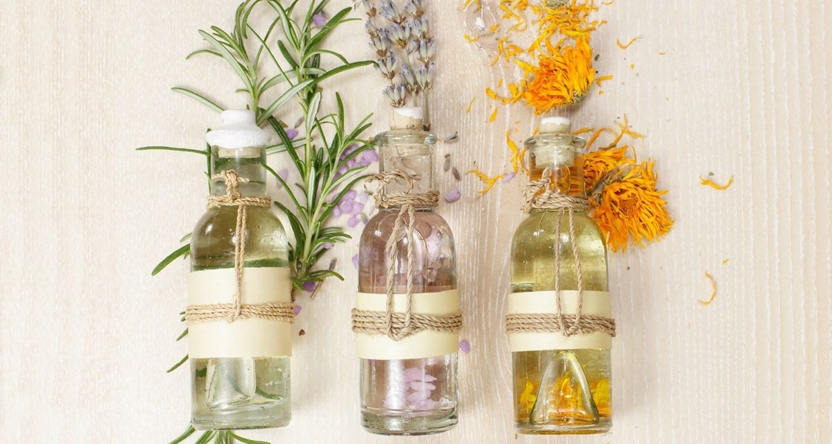 Essential Oils For Meditation