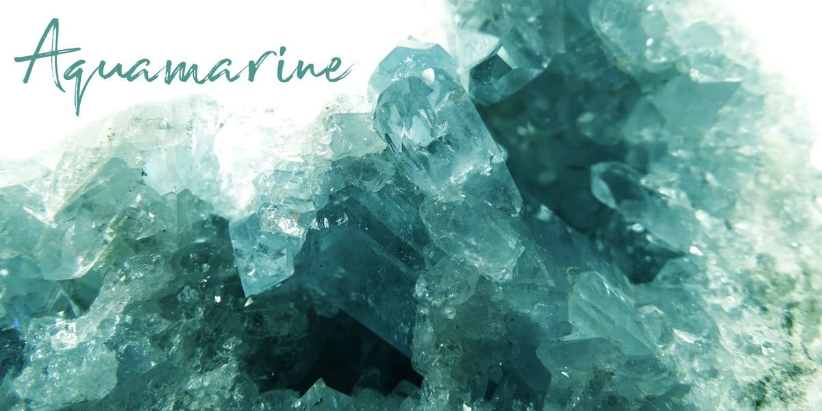 Aquamarine: Stone of Calm and Courage