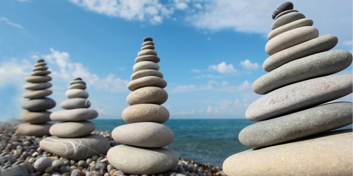 Lessons From A Zen Cairn