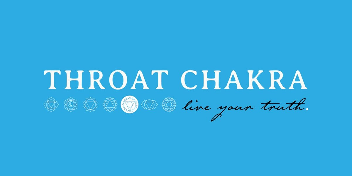 Throat Chakra – Live Your Truth