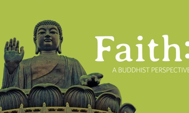 Faith without God ― a Buddhist Perspective
