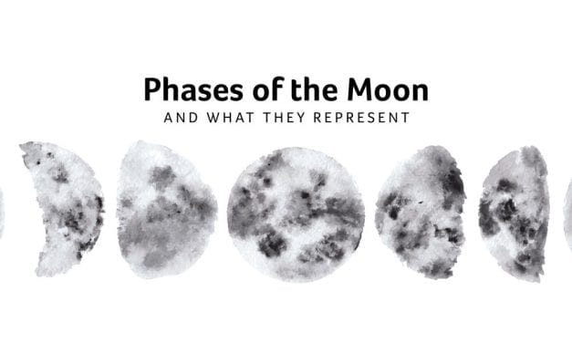 The Moon's Phases and What They Represent