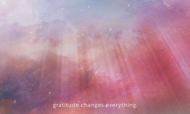 Why Gratitude is an Important Element in Your Intentions