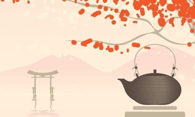 A Simple Tea Meditation