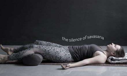 The Silence of Savasana