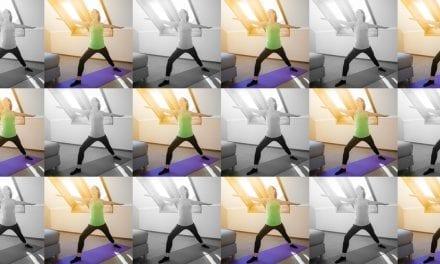 Same Yoga Pose, Different Day