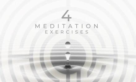 4 Unique Meditation Exercises